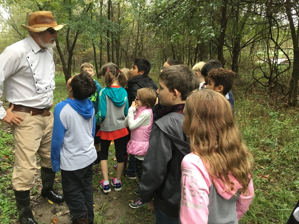 A Student Perspective: 3rd Grade Field Trip