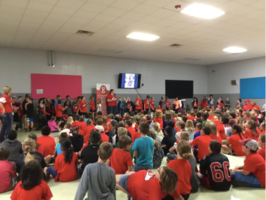 A Student Perspective: September Student of the Month Assembly