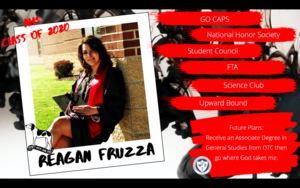 Congratulations Reagan Fruzza