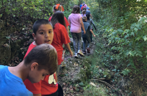 A Student Perspective: 4th Grade Field Trip