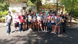 FBLA Career Day at Silver Dollar City