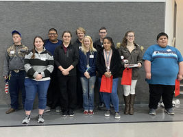 FBLA Students attend District V Workshop