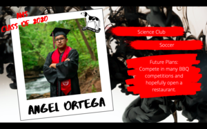 Congratulations Angel Ortega