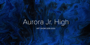Jr. High Virtual Art Show