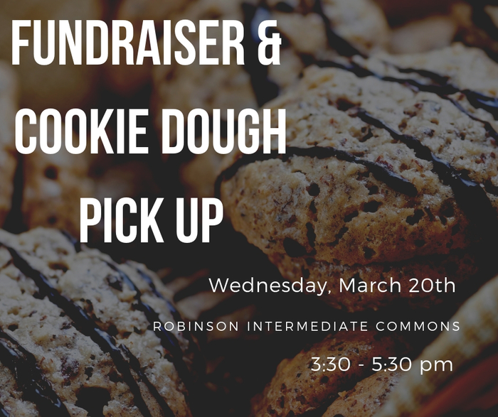 Fundraiser & Cookie Dough Pick Up