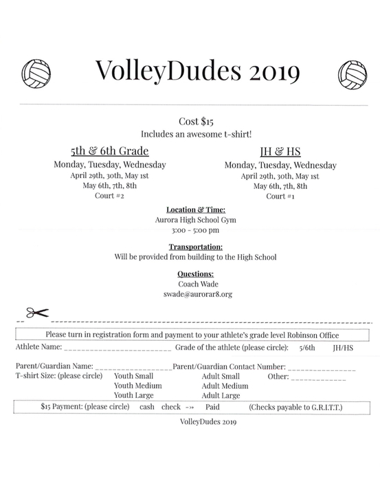 VolleyDudes