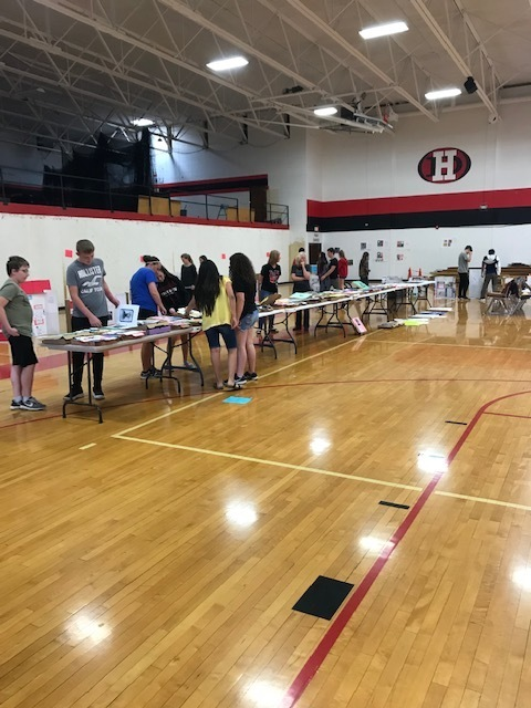JH Student PBL Projects