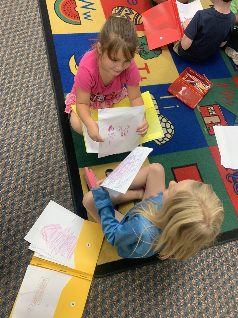 Sharing in kindergarten